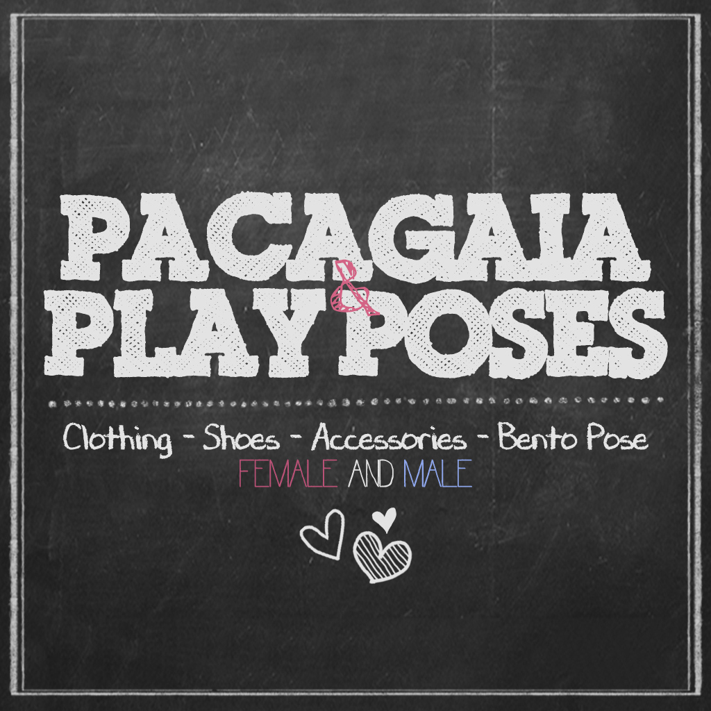 Pacagaia Creations & PLAY POSE