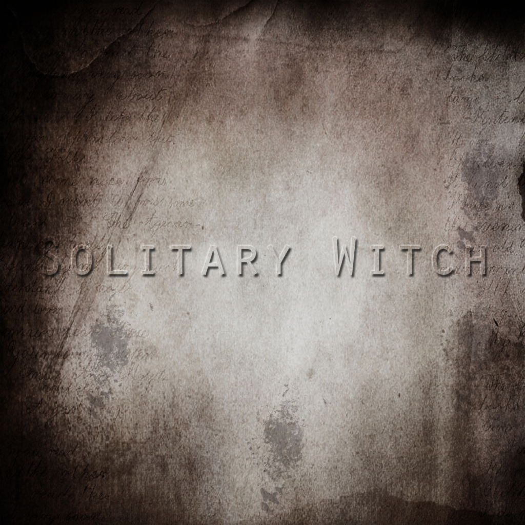 +Solitary Witch+